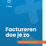Download nu de E-book - Factureren doe je zo